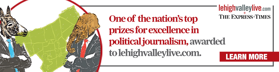 Nation's top prize for excellence in political journalism.